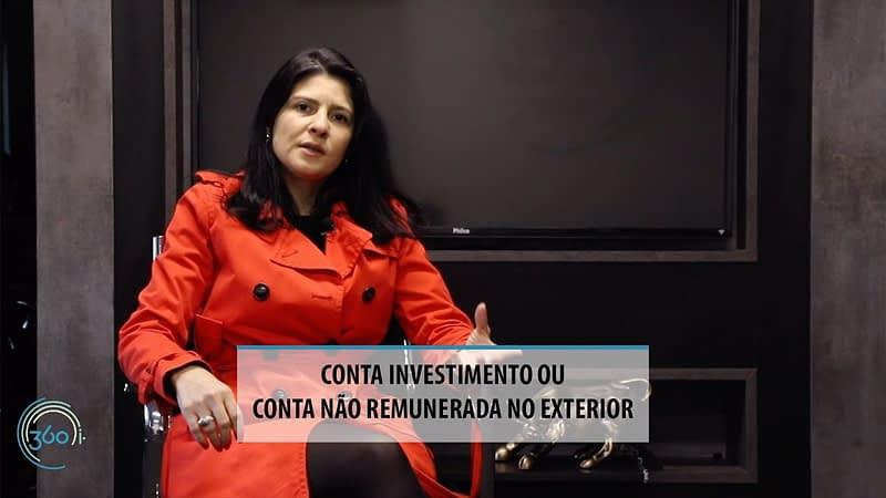 Conta Investimento ou conta não remunerada no exterior