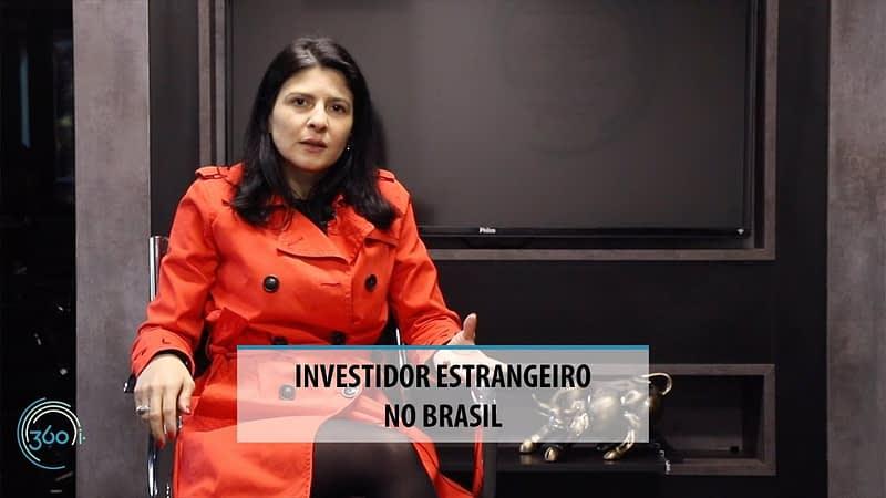 Investidor estrangeiro no brasil