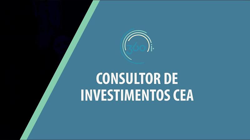 Consultor de investimento CEA