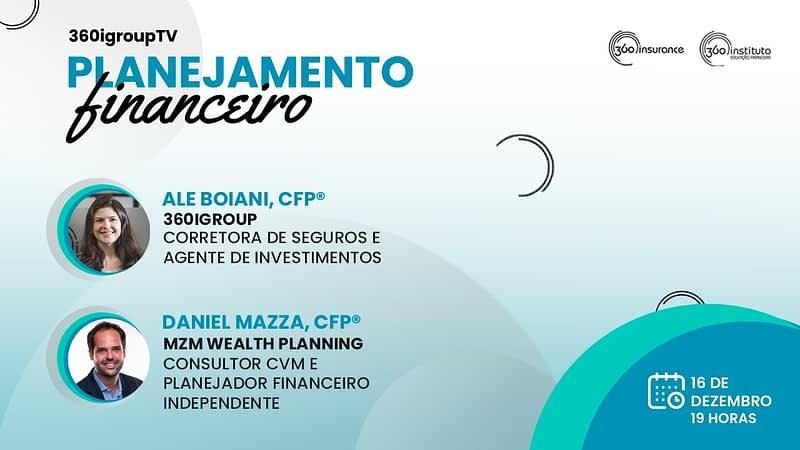 Planejamento Financeiro sobre Diversificação Internacional